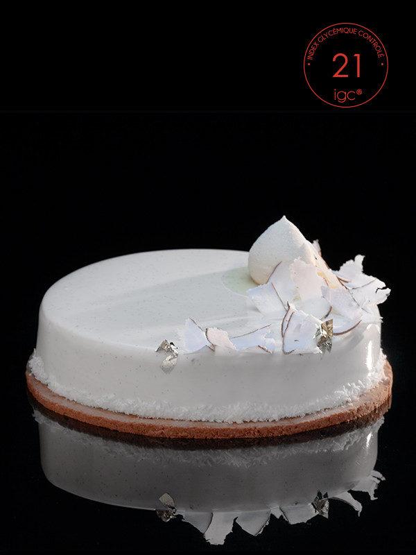 pâtisserie avec IG bas