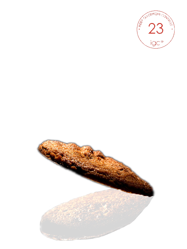 biscuit avec IG bas