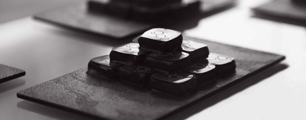Les Belles Envies - pâtisseries et chocolats IG bas - index glycémique contrôlé - bonbon ganache -
