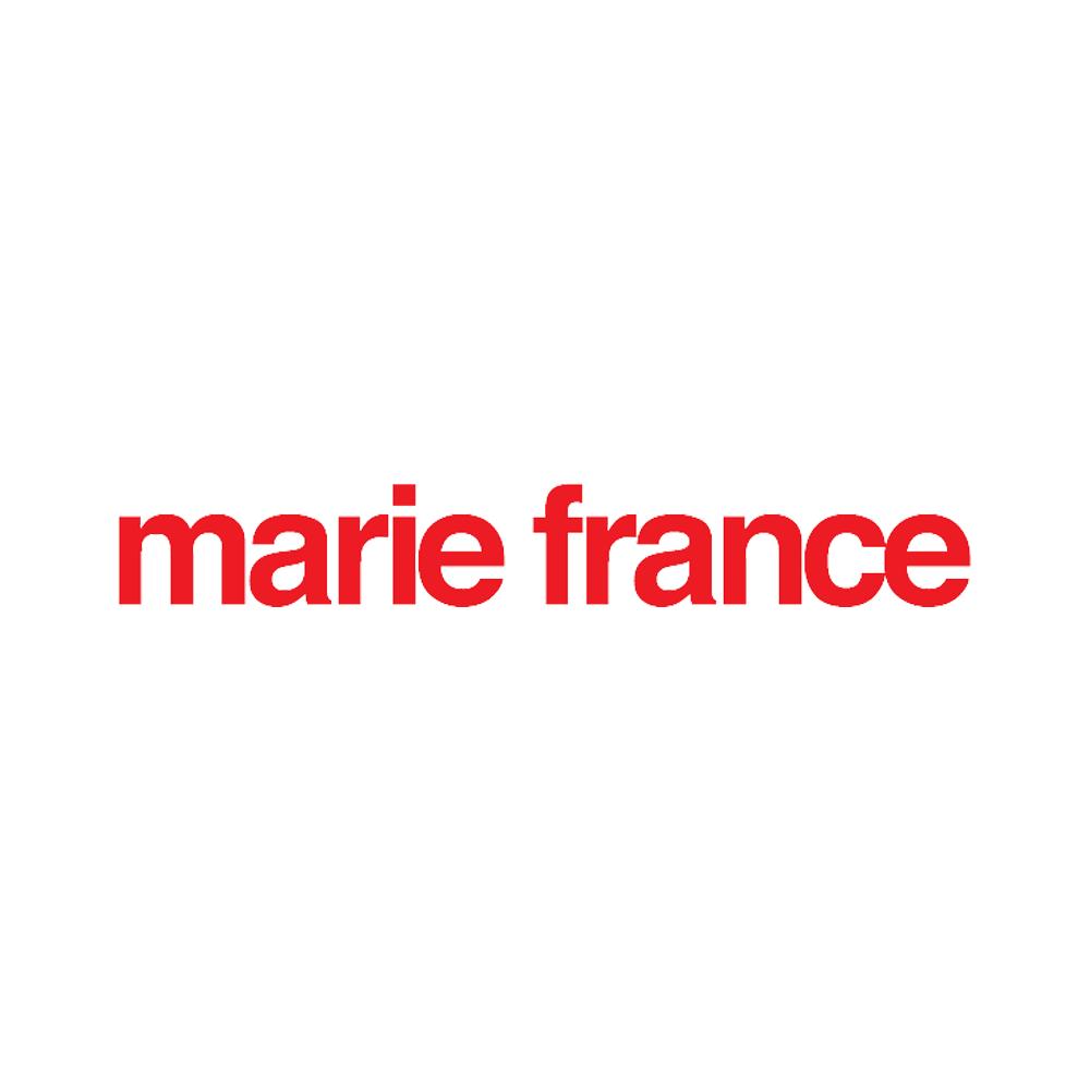 Logo Marie france, magazine en ligne.